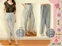 Celana Tribal Pants Murah