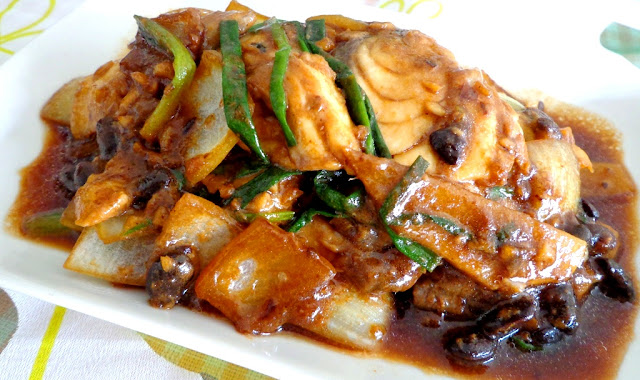sauce thai stir fried greens with oyster sauce stir fried fish fillet ...