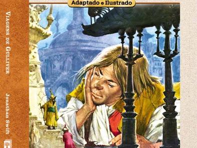 O Prazer da Leitura da Abril Coleções: Viagens de Gulliver