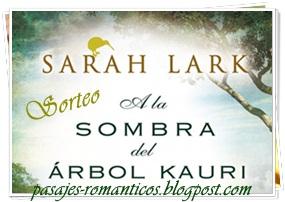 Sorteo Sarah Lark