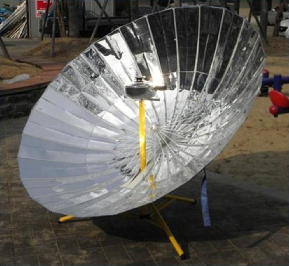 Permacultura autosuficiencia y tecnolog a cocina solar for Como cocinar setas parasoles