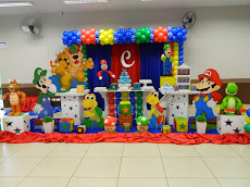 Mario Bross Esculpido PROVENÇAL