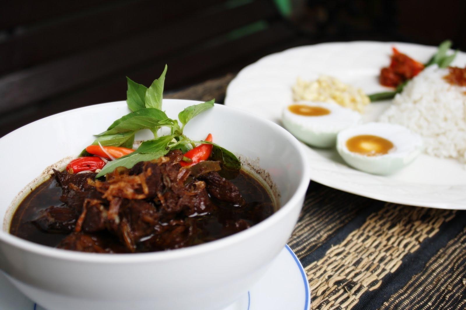 Resep Masakan Indonesia Rawon