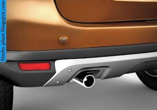 Renault duster car 2013 exhaust - صور شكمان سيارة رينو داستر 2013