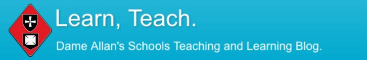 Learn, Teach.
