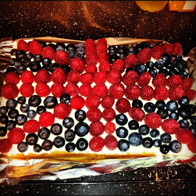 Jubilee Cake Instagram Photo