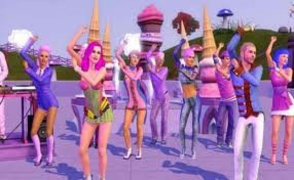 Amazon.com: The Sims 3: Katy Perry Sweet Treats: Video Games