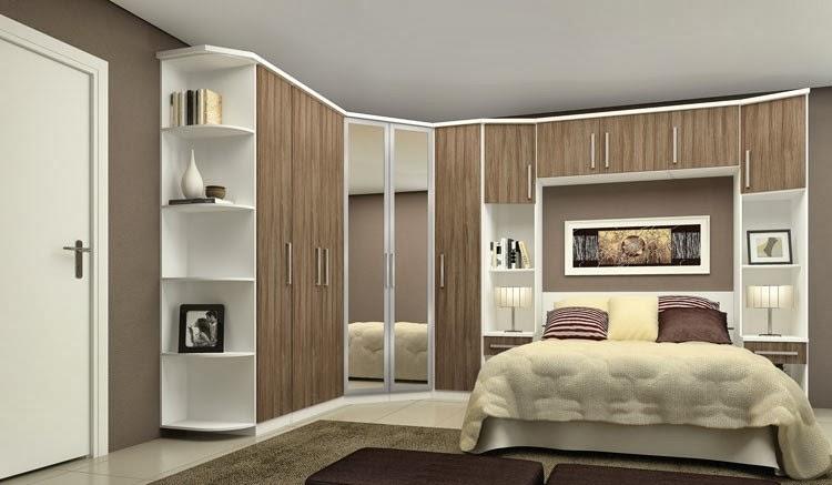 Meu Mini Apê Inspiração decoração quarto de casal pequeno