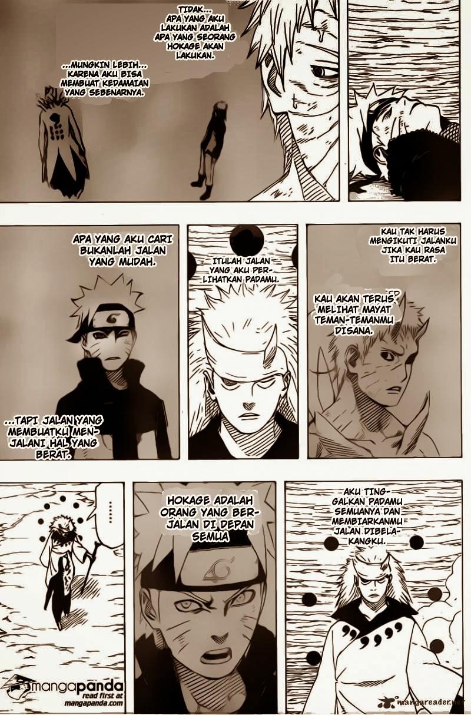 Komik Naruto 665 Bahasa Indonesia