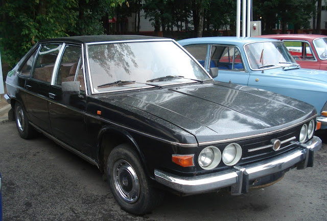 Автолегенды СССР и Соцстран №160 TATRA 613