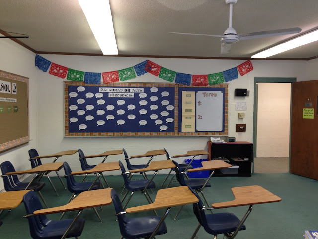 Spanish Classroom Decoration Pictures ~ Señora hahn s spanish class pretty classroom walls