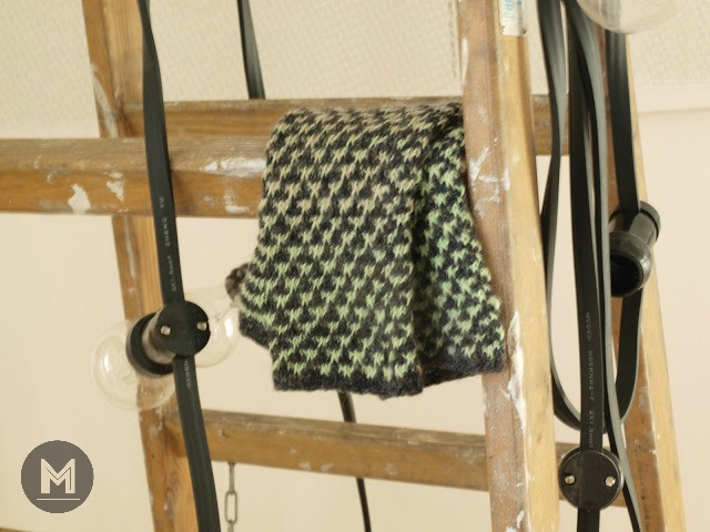Yushui - handsker i vævestrik