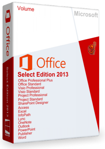 Microsoft Office Select Edition 2013 v15.0.4420.1017 x86x64 - ENG ITA