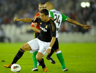 Racing Santander 0 - 0 Real Madrid (1)