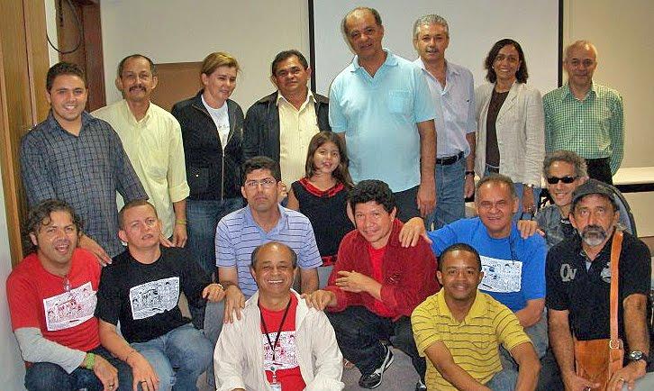 I Seminário de cordelistas em São Paulo