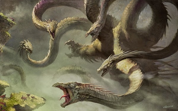 Hidra Mitológica