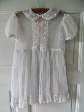 Gammal Barnklänning