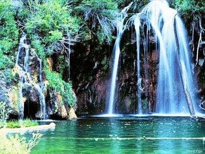 Gambar Pemandangan Alam Air Terjun Tercantik Di Dunia 1500