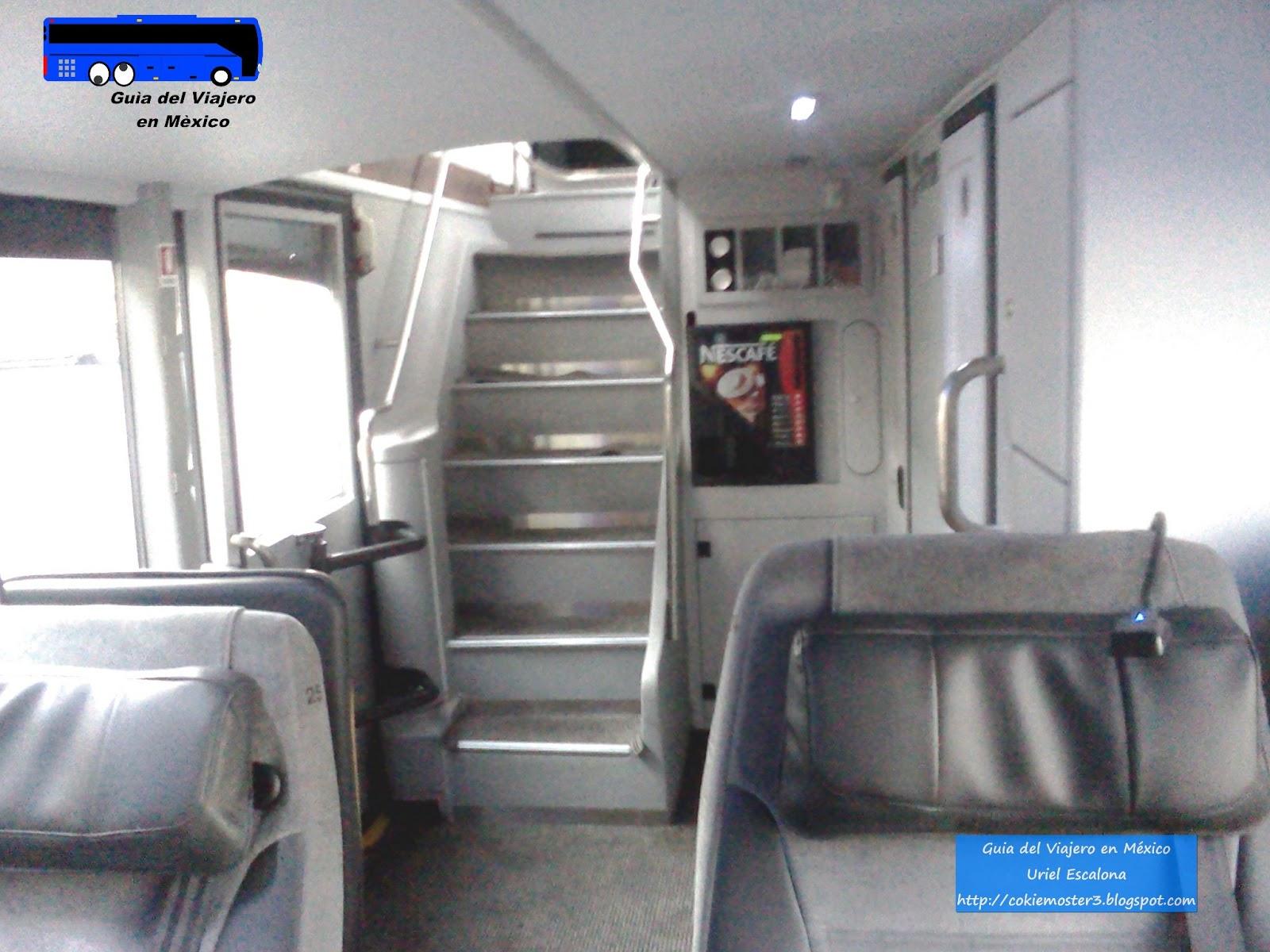 Gu a del viajero en m xico etn dos pisos - Autobuses de dos pisos ...