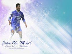 John Obi Mikel Chelsea Wallpaper 2011 4