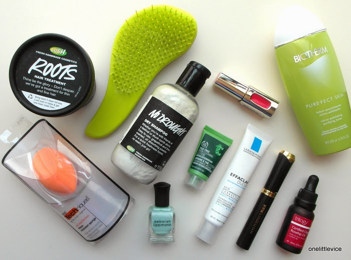 beauty blogger favourite products