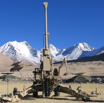 Indian Govt Pumps $75-mil For In-House Howitzer Line