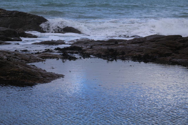 Superfolk inspiration, a west of Ireland rockpool
