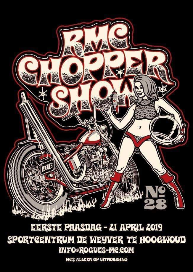 // RMC CHOPPER SHOW //