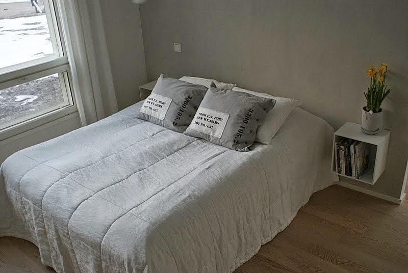 narsissi, pääsiäinen, valkoinen makuuhuone