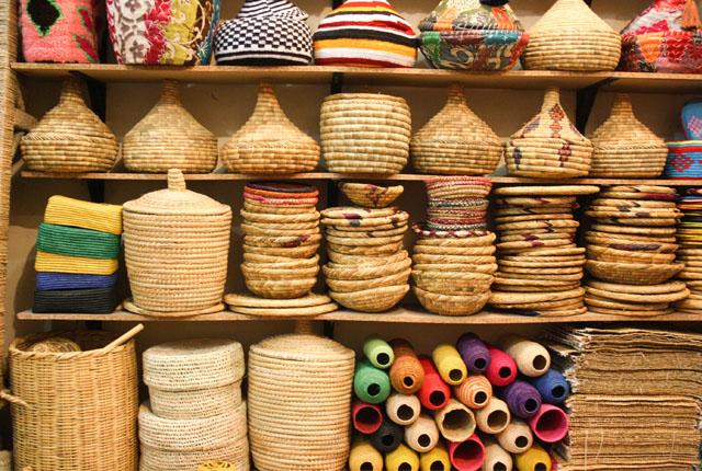 Osier souk Marrakech
