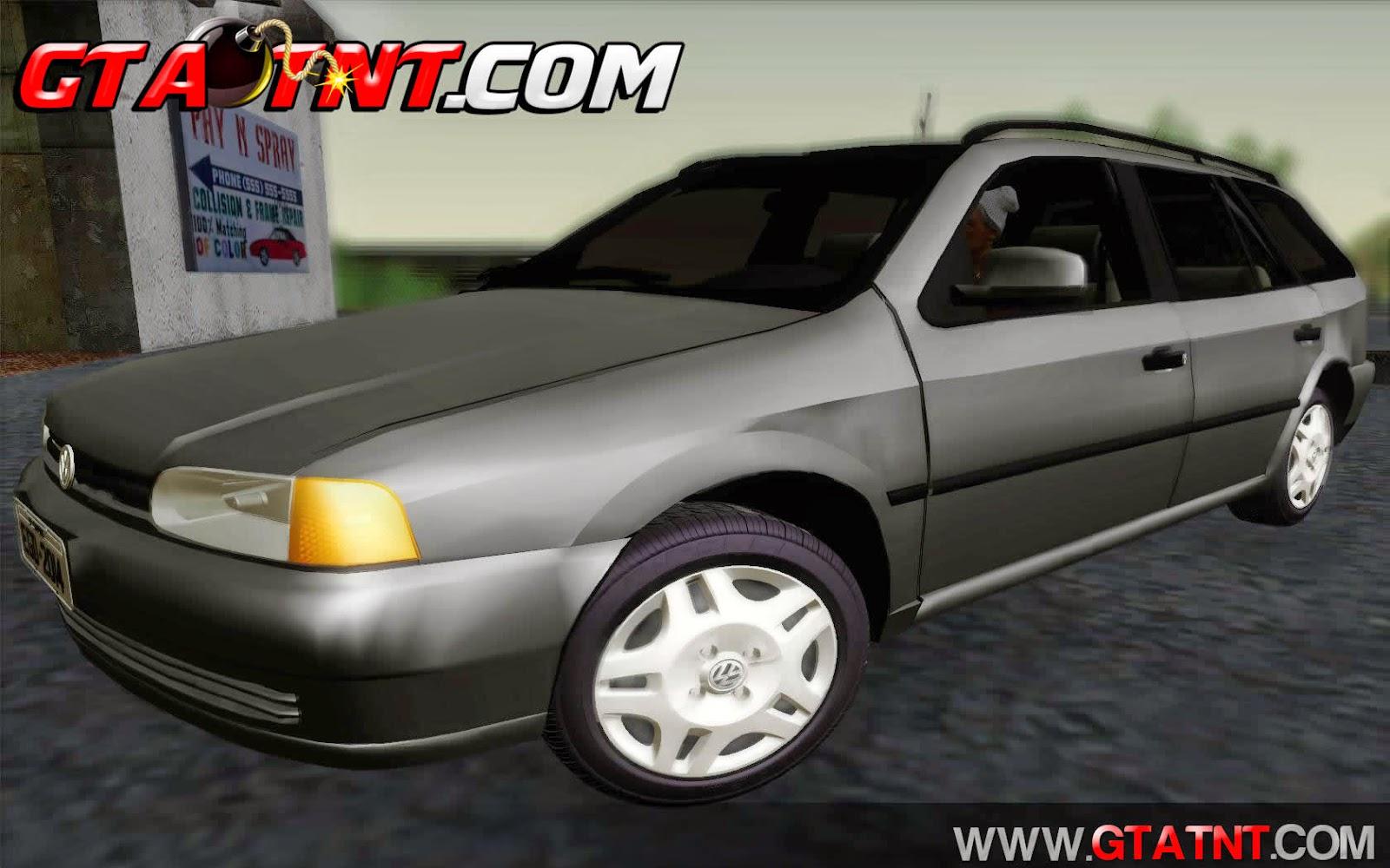 Vw Parati G2 Original para GTA San Andreas