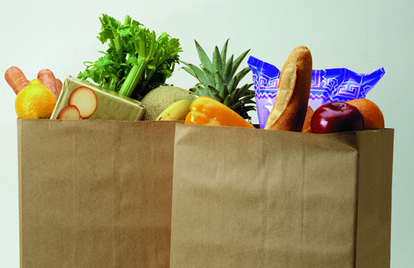 One-Shot - Reencontro Grocery-bags