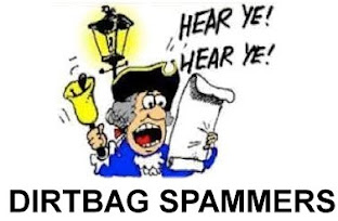 SPAMMERS!