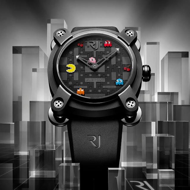 Romain Jerome RJ - Pac-Man Fever Watch full