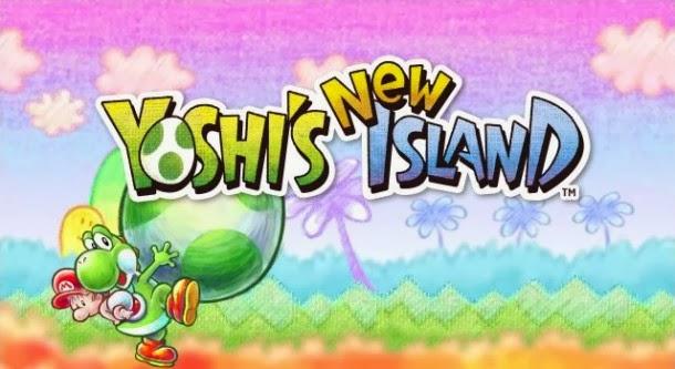 Tráiler de lanzamiento de Yoshi's New Island