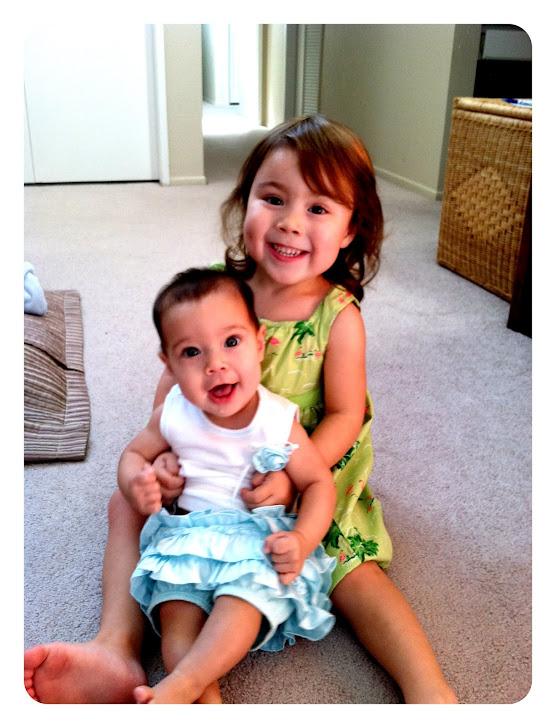 Cinderella and her big sis