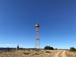 Torre de Incendios, Villarluengo.
