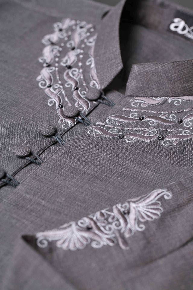 Arsalan Iqbal  Embroidered Eid Kurta Collection 2014