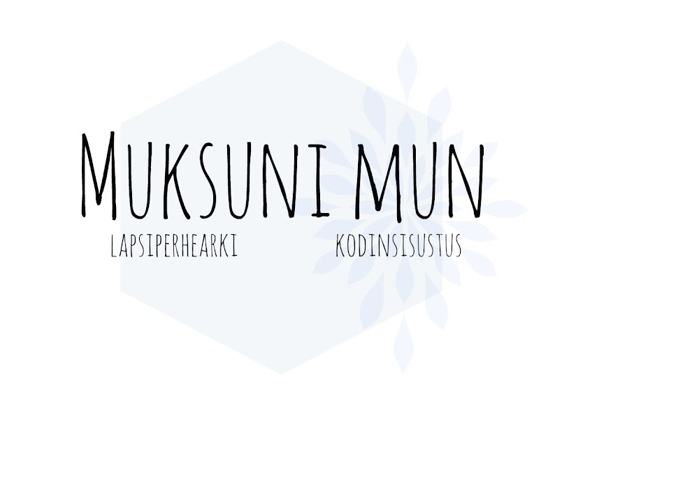 MUKSUNI MUN