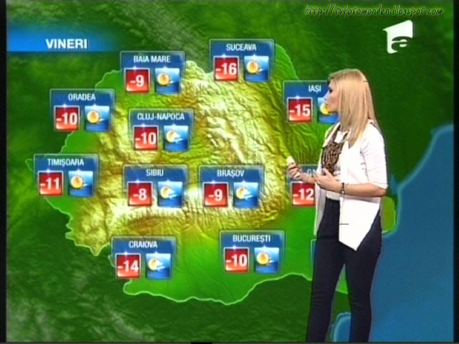 ... Dochianu prezinta stirile din sport la Antena 1 - 02 februarie