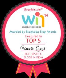 Blogadda Award