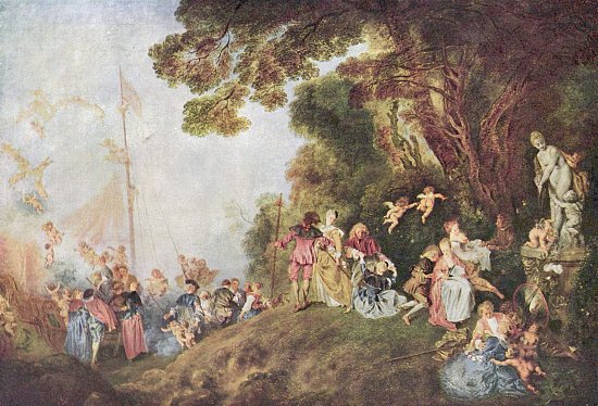 the emergence of the roccoco style of art Roccoco art: its history a brief history of rococo art roccoco art: its history, as well as key figures in the movement while some rococo artists continued to paint in their own provocative style, others developed a new kind of art.