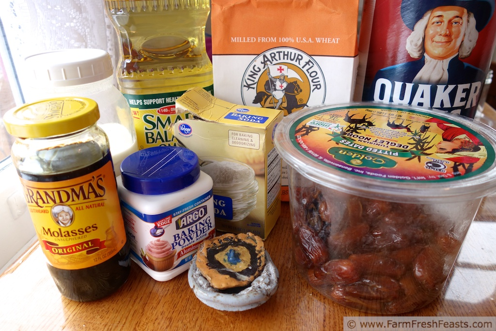 how to make date molasses