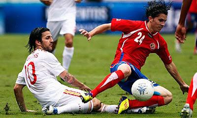 Costa Rica 2 - 2 Spain (3)
