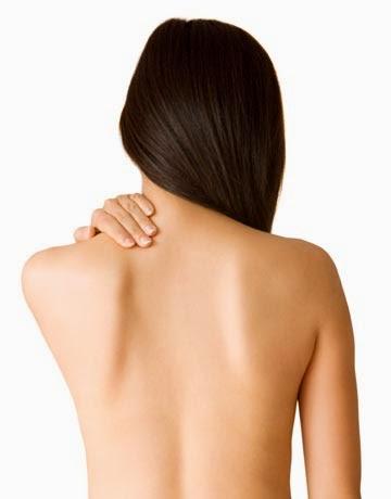 punggung cewek perawan