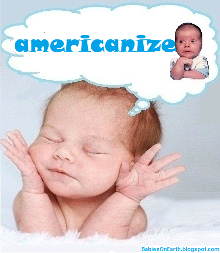 americanize