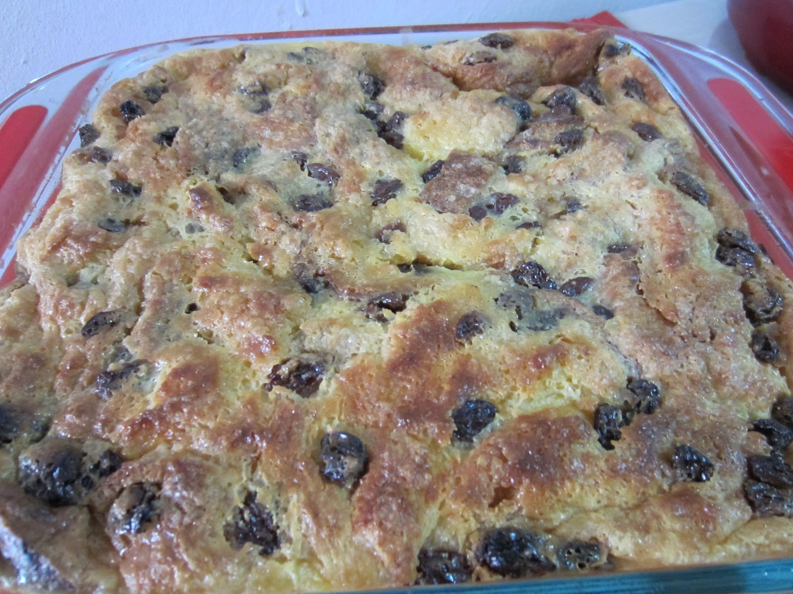 Dari Dapur Maklong: Puding Roti Nani Rostam.. memang sedap..!!