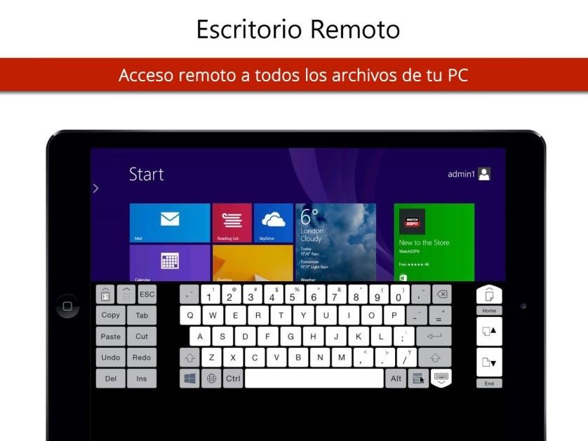Tu pc en cada dispositivo m vil gracias al escritorio remoto de orbweb me - Reiniciar escritorio remoto ...