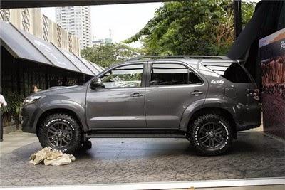 Harga Toyota New Fortuner Diesel 4x4