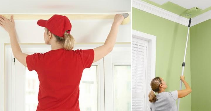 Marzua consejos para pintar un techo - Como pintar un techo ...